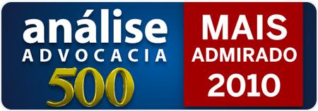 Análise 500 2010
