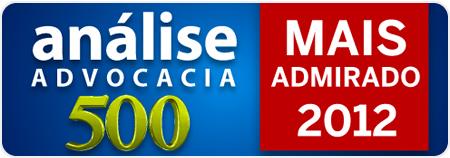 Análise 500 2012